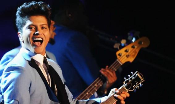 Confirmado: Bruno Mars no vendrá a Colombia en el 2016