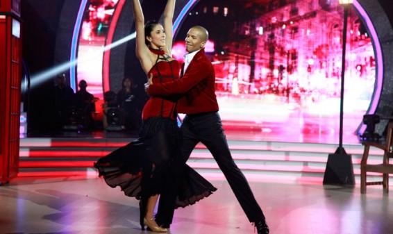 Daniela Ospina es la quinta eliminada de Bailando con Las Estrellas