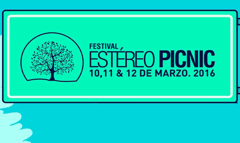 Confirmada programación del Estéreo Picnic 2016