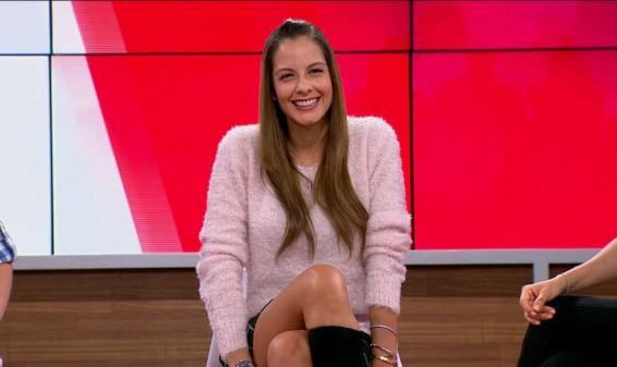 Laura Acuña publica la primera foto de su hija Helena
