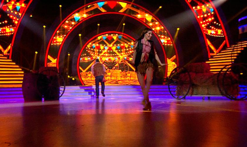Cuarto eliminado de Bailando con Las Estrellas