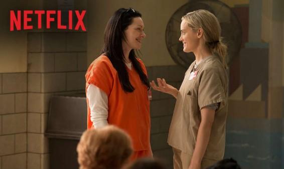 Netflix renueva la serie Orange is the New Black por tres temporadas más