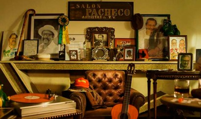 Homenaje a Pacheco del Canal Caracol