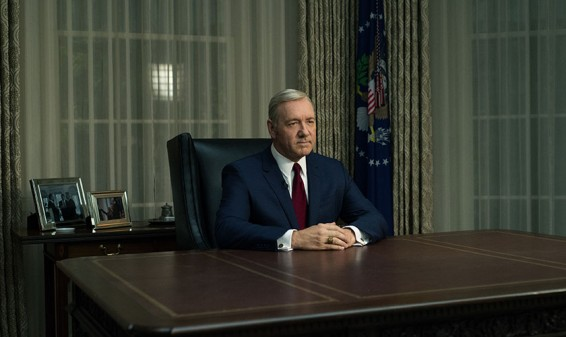 Netflix revela trailer de la cuarta temporada de House of Cards