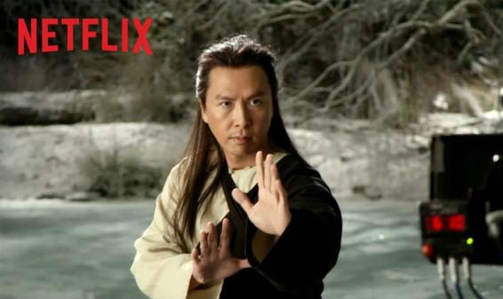 Así se ve Crouching Tiger, Hidden Dragon: Sword of Destiny de Netflix