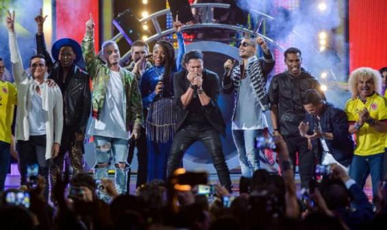 Así fue el homenaje al colombiano Carlos Vives en Premios lo Nuestro