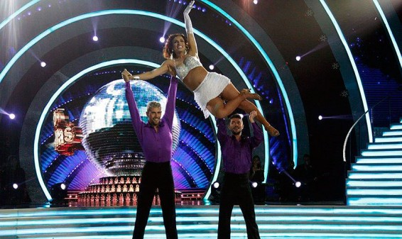 Andry Cardeño eliminada de Bailando con Las Estrellas