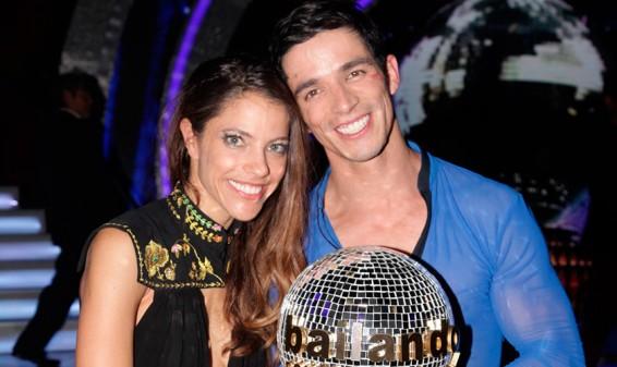 Debi Nova y Alex son los ganadores de Bailando con Las Estrellas