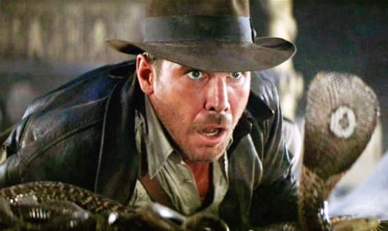 El actor Harrison Ford estará en nueva versión de Indiana Jones 5