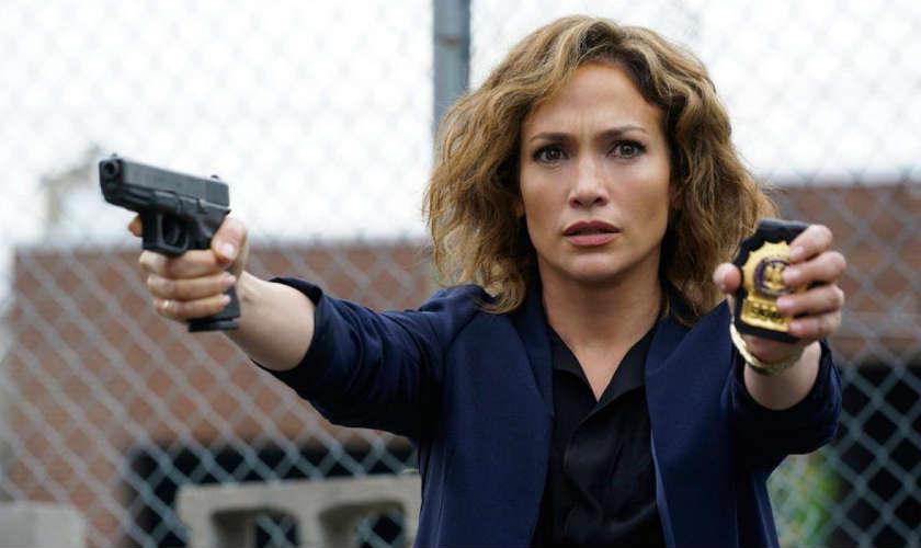 Jennifer López protagonizará serie Shades of Blue