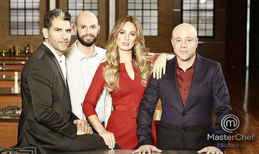 MasterChef estrena su segunda temporada por el Canal RCN