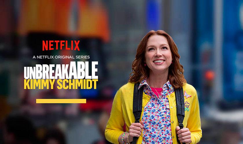 Trailer segunda temporada de Unbreakable Kimmy Schmidt