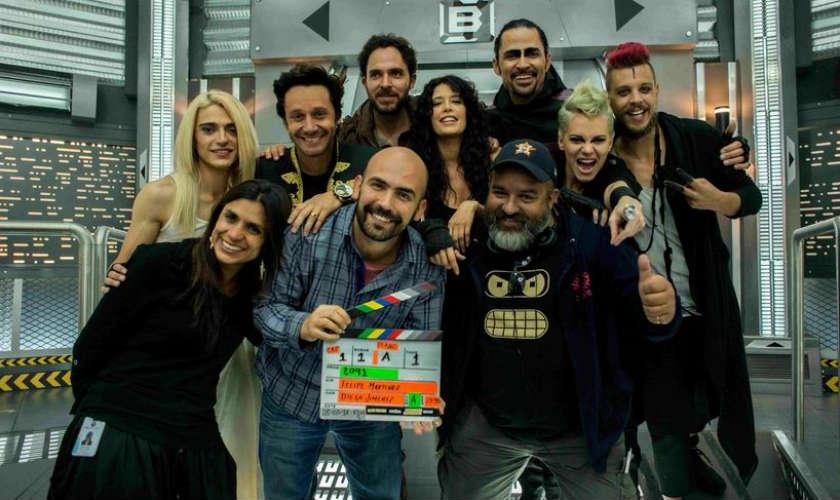 Manolo Cardona y Angie Cepeda protagonizan serie
