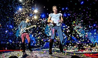 Concierto de Coldplay en Bogotá 13 de abril