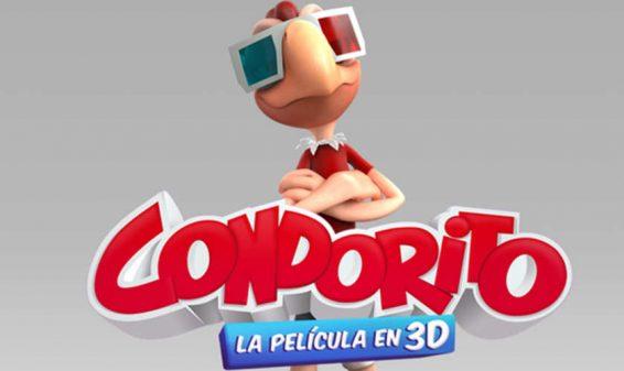 Condorito tendrá su película que será estrenada en el 2017