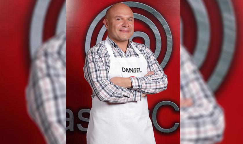 Daniel Ávila fue eliminado de MasterChef Colombia
