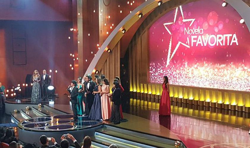 Ganadores de los premios TVyNovelas 2016