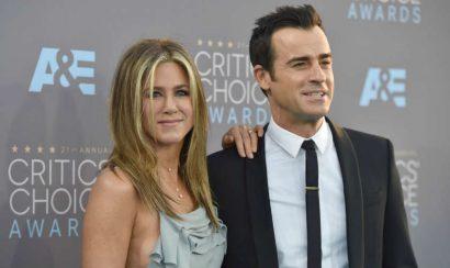 Jennifer Aniston a punto de divrociarse de Justin Theroux