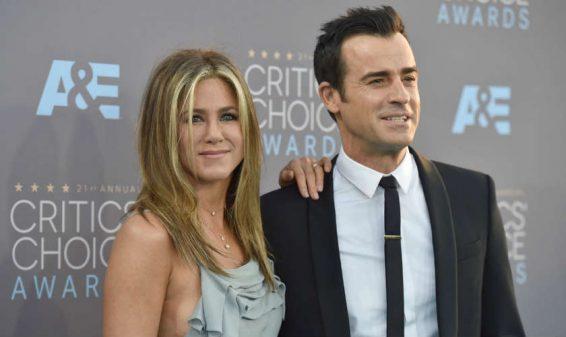 Jennifer Aniston a punto de divorciarse de Justin Theroux