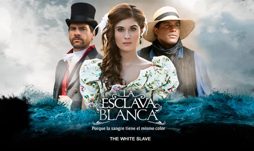 La Esclava Blanca no gustó en Telemundo