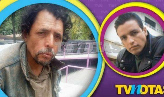 Rafael Rojas desmiente a la revista TV Notas y niega vivir en la indigencia