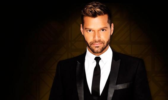 Ricky Martin presentó en sociedad a su nuevo novio de 32 años