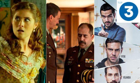 Top 3 de las producciones más costosas de la televisión colombiana