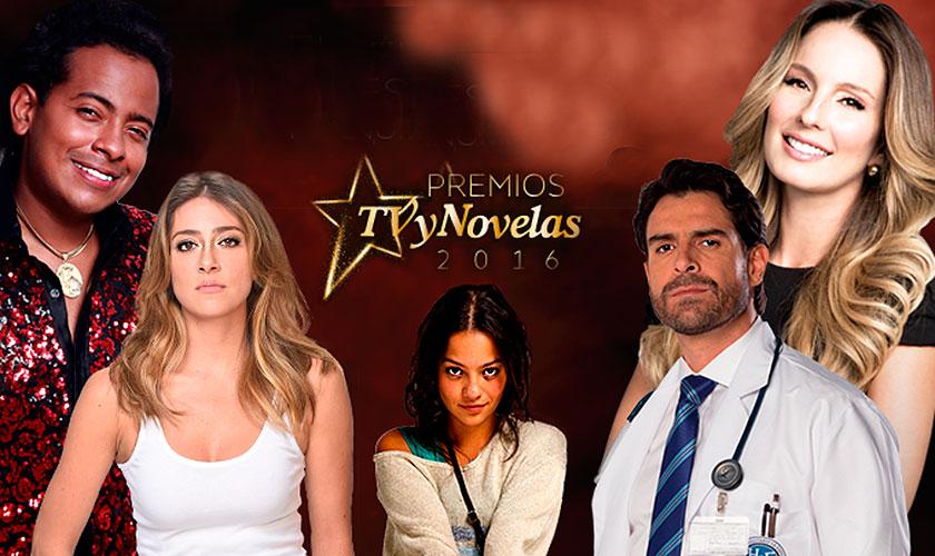 En vivo Premios TVyNovelas 2016 por Canal RCN
