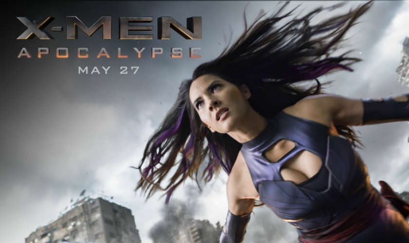 Subtitulado: Último trailer de X-Men: Apocalipsis