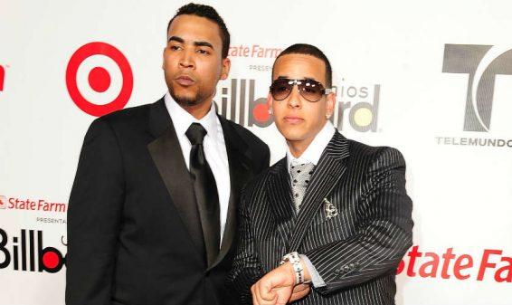 Don Omar negó haber peleado con Daddy Yankee