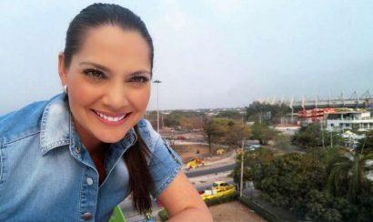 Jessica de la Peña no se va del Canal RCN