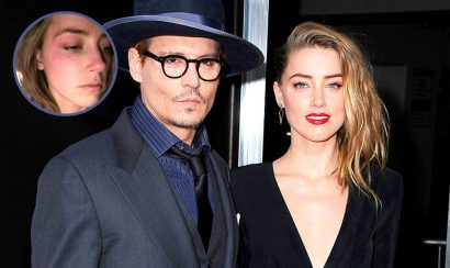 Amber Heard denuncia golpes de Johnny Depp
