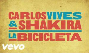 Escuche: La Bicicleta de Carlos Vives y Shakira