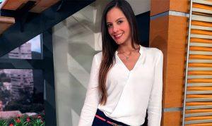 Laura Acuña está embarazada y espera su primer hijo