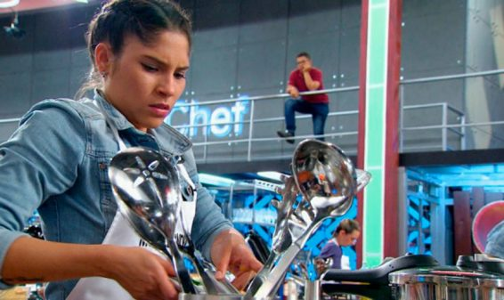 Mª Alejandra Babilonia duodécima eliminada de MasterChef Colombia