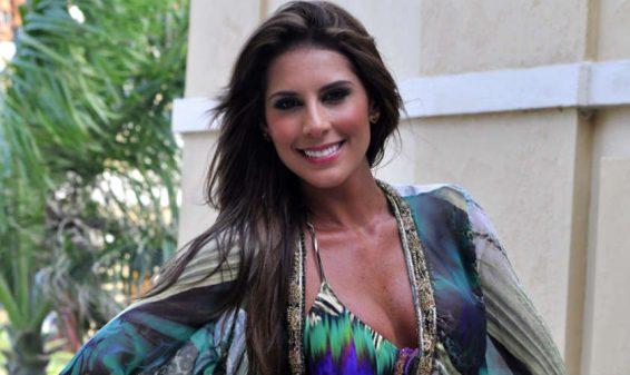 La presentadora del Canal RCN Carolina Soto está embarazada