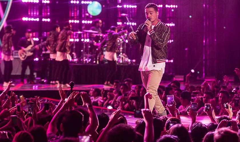 El cantante J Balvin se une a la iniciativa MTV Agentes de Cambio