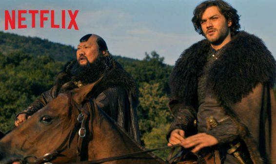 Netflix anuncia estreno de segunda temporada de Marco Polo