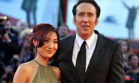 El actor estadounidense Nicolas Cage se divorcia por tercera vez