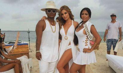 Sara Uribe protagoniza el nuevo video de Mr. Black
