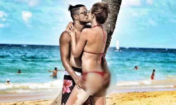 Sara Uribe y Daniel Calderón confirman que están juntos de nuevo