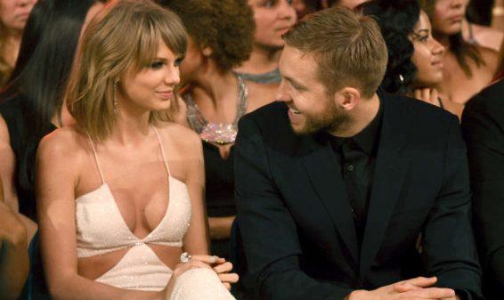 Se acabó el romance entre Taylor Swift y Calvin Harris