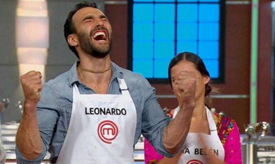 Leonardo Morán gana segunda temporada de MasterChef