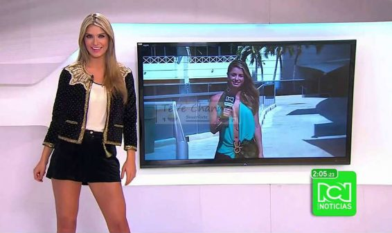 La presentadora Laura Tobón se va de Noticias RCN