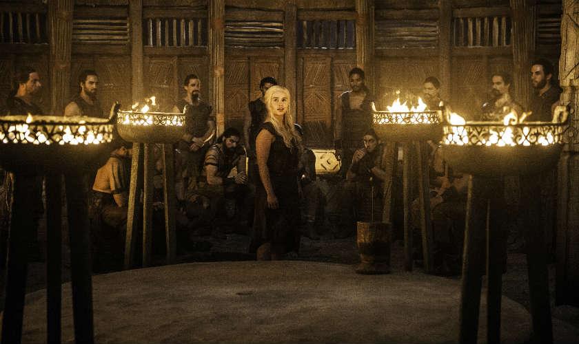 Séptima temporada de Game of Thrones en tres países
