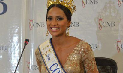 Señorita Colombia Andrea Tovar está estrenando nuevo amor