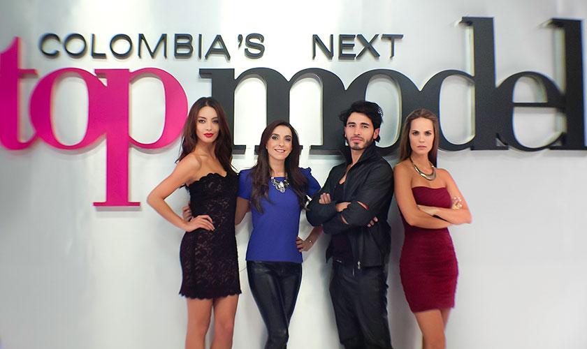 Se viene tercera temporada de Colombia's Next Top Model