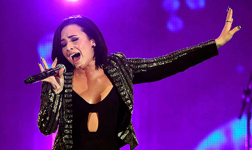Demi Lovato enfrenta demanda por plagio de la canción Stars