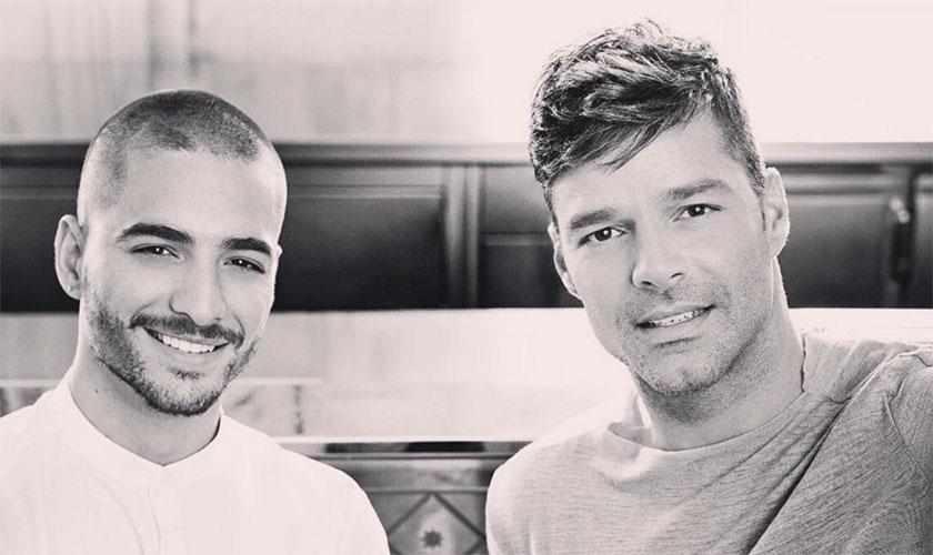 Maluma y Ricky Martin: Escucha su nueva canción 'Vente pa' acá'