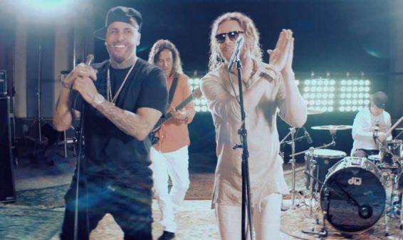 Maná y Nicky Jam presentan el video de nueva versión de 'De pies a cabeza'